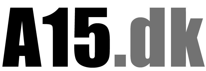 a15.dk logo - foged.net
