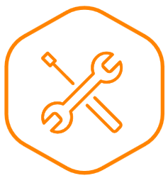 Cloud Design and Implementation Icon