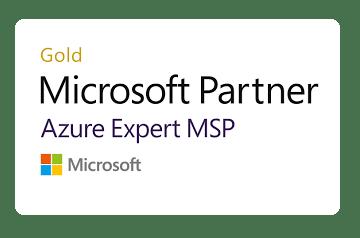 Microsoft Partner Gold Logo
