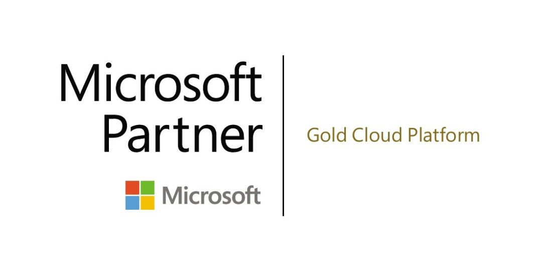 Microsoft Partner Gold Cloud Platform Logo