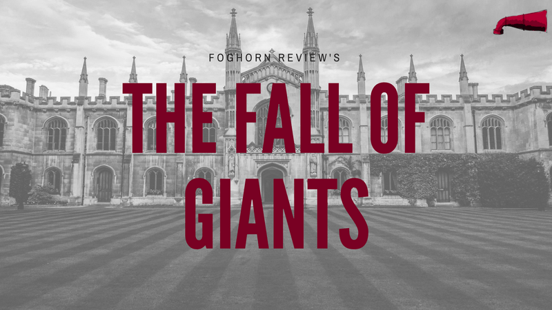 The Fall of Giants Book Review