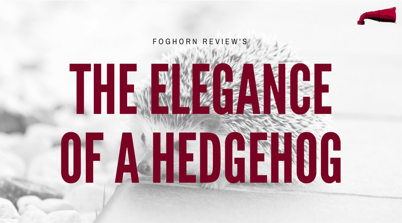 The Elegance of a Hedgehog Book Review
