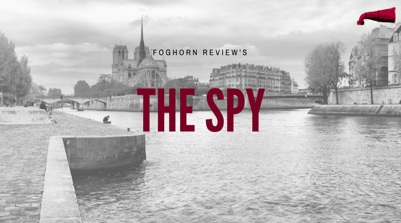 The Spy Book Review