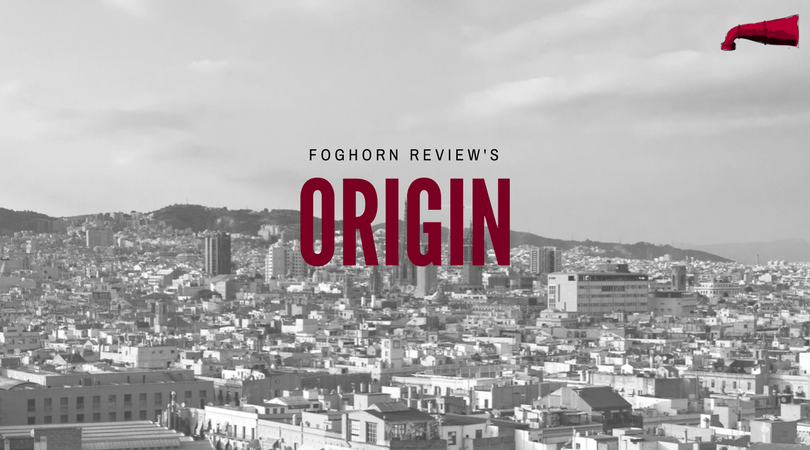 Book Review: Origin