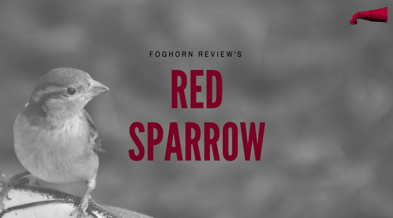 Book Review: Red Sparrow