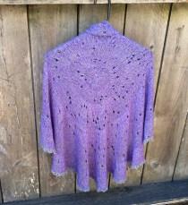 pi shawl with beads cashmere panda silk southern skies