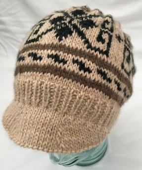 dude-abides-hat-dude-hat-big-lebowski-hat-knit-hat-warm-hat-billed-hat