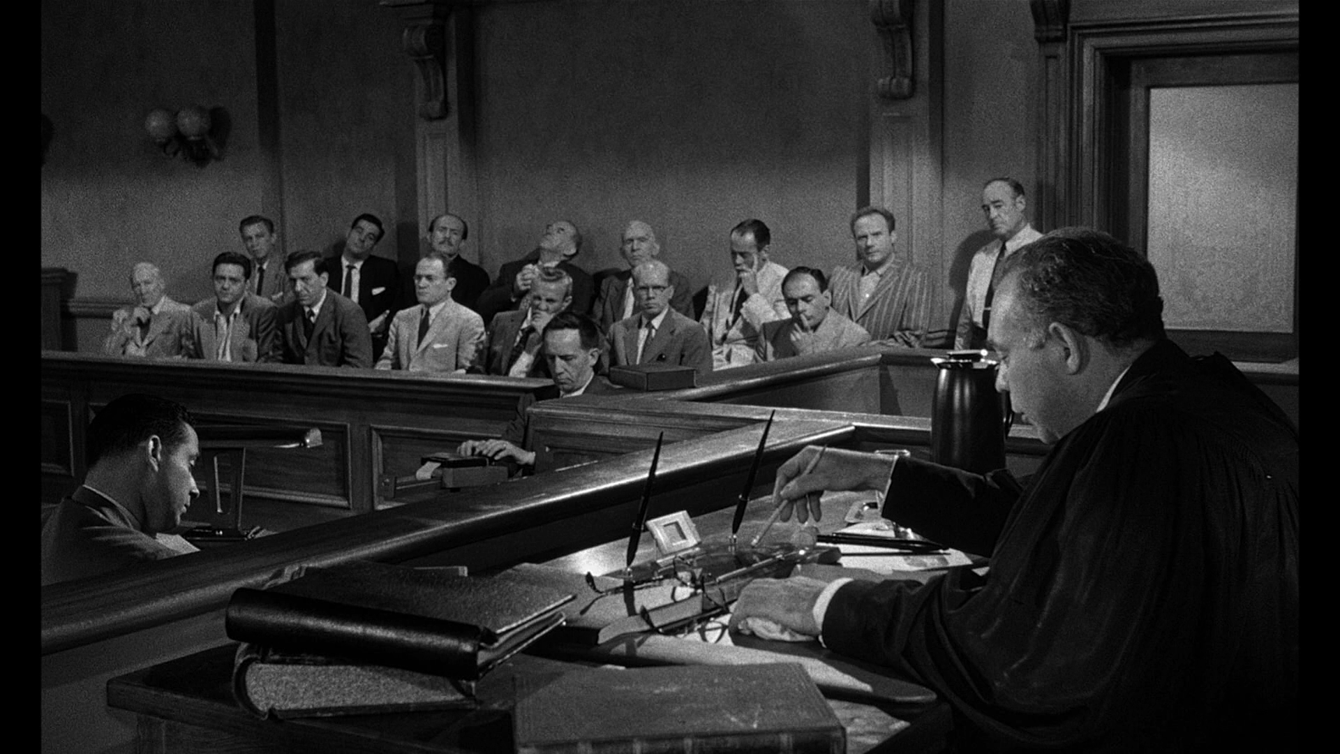 12 Angry Men Jurors