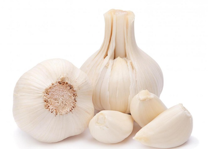 garlic use in dry cough