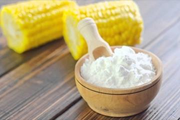 Cornstarch for Diaper Rashes