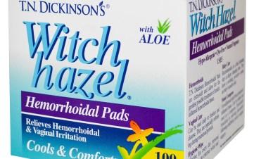 Witch Hazel Wipes