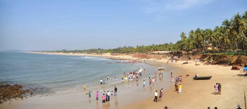 Sinquerim Beach Goa