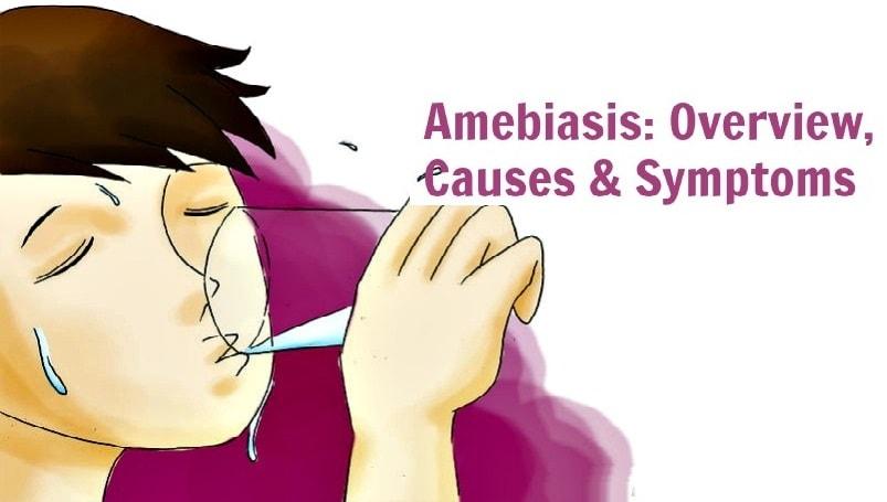 Amoebiasis home remedies