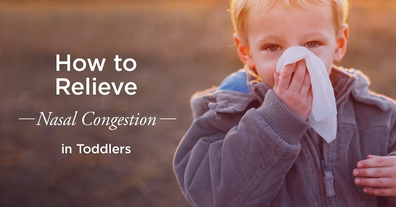 Congestion in Toddlers