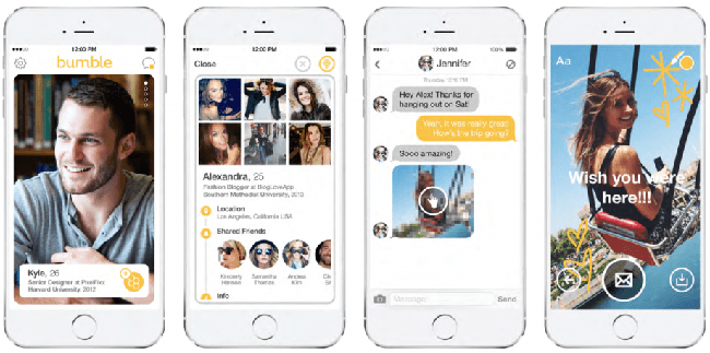 bumble the dating app