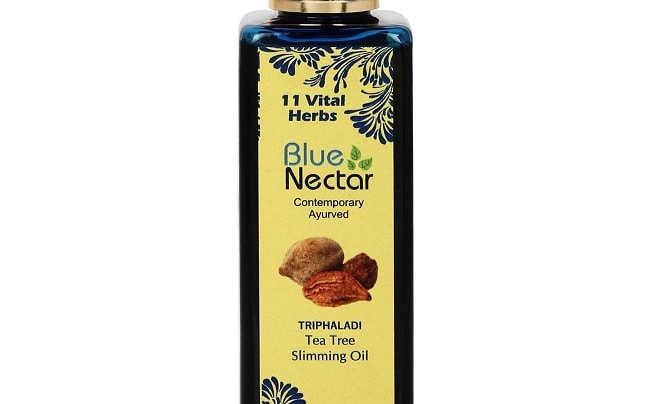 Blue Nectar Ayurvedic Anti Cellulite Oil And Slimming Oil