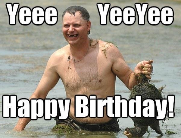 happy birthday yee yee