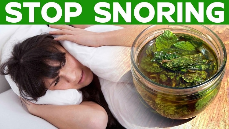 stop snoring