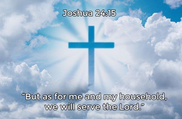 Joshua-24:15