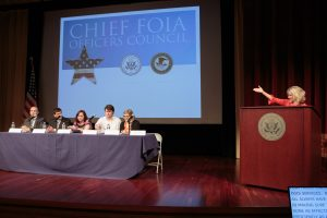 Chief FOIA Officers Council Meeting