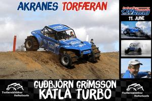 Guðbjörn Grímsson - Katla Turbo