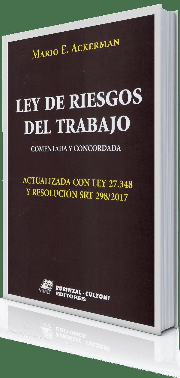 Rubinzal-Ley-de-Riesgos-del-Trabajo