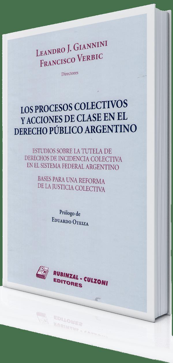 DerechoPublico – Rubinzal – Los-procesos-colectivos