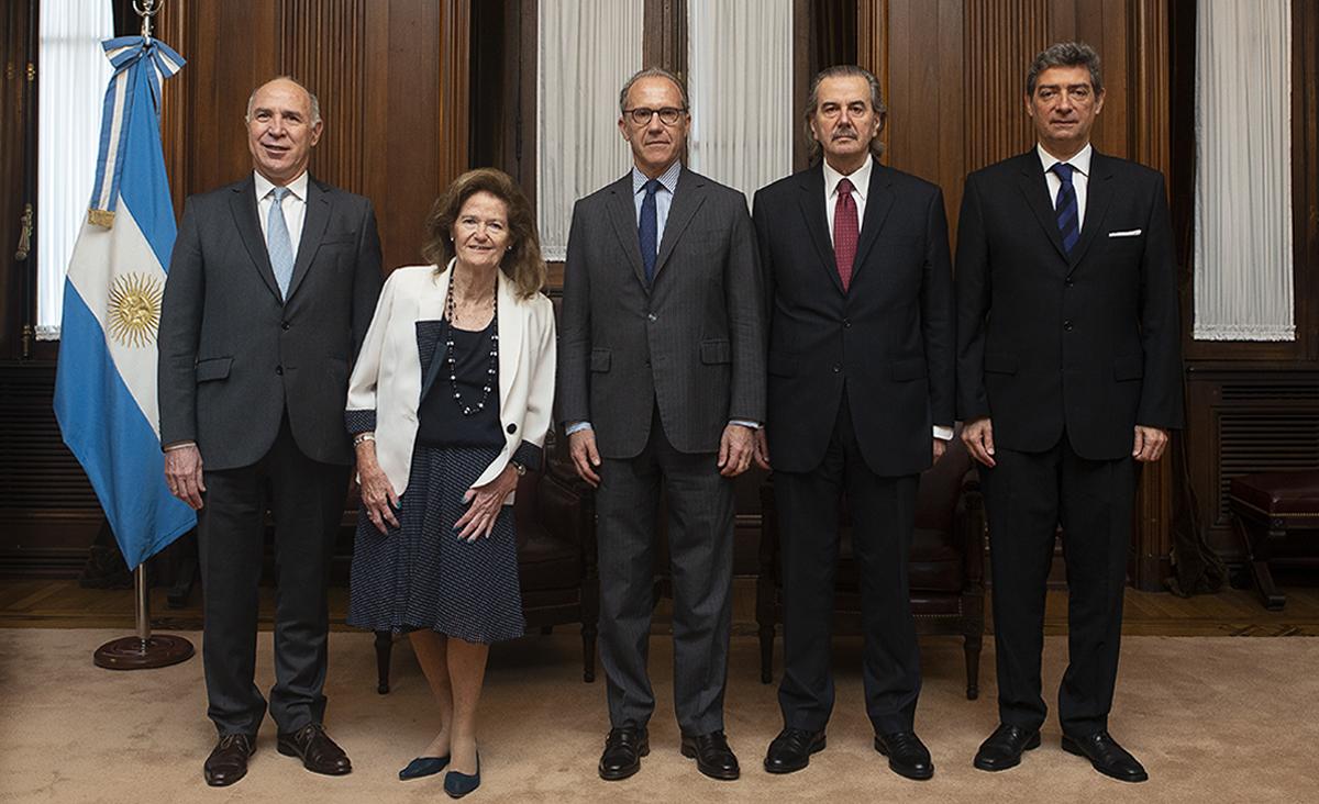 Ministros Corte Suprema