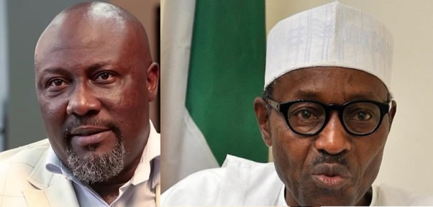 SENATOR DINO MELAYE BLAST BUHARI - THERE IS NO DOUBT THAT MANY JUDGES ARE CORRUPT BUT YOU ARE ALSO WRONG AND UNACCEPTABLE