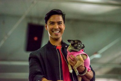 fokopoint-3739 Celebrities and Their Pets Fashion Show