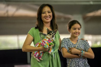 fokopoint-3791 Celebrities and Their Pets Fashion Show