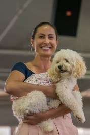 fokopoint-3818 Celebrities and Their Pets Fashion Show