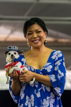 fokopoint-3954 Celebrities and Their Pets Fashion Show