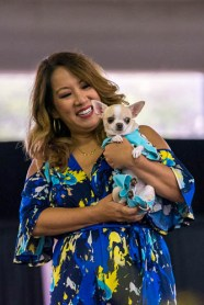 fokopoint-4285 Celebrities and Their Pets Fashion Show
