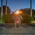 fokopoint-8476 Eternal Flame Memorial