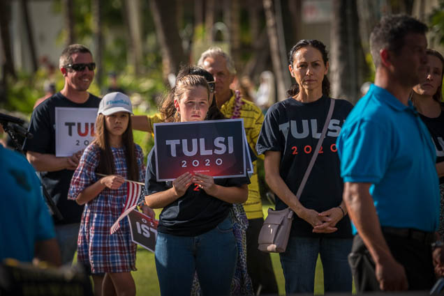 fokopoint-0232 Tulsi Gabbard Announces Presidential Run