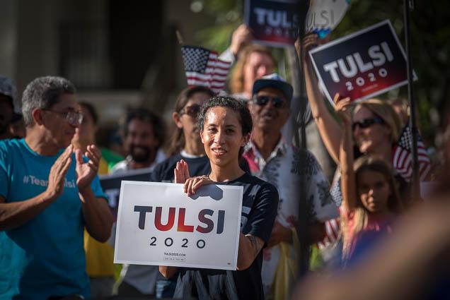fokopoint-0239 Tulsi Gabbard Announces Presidential Run