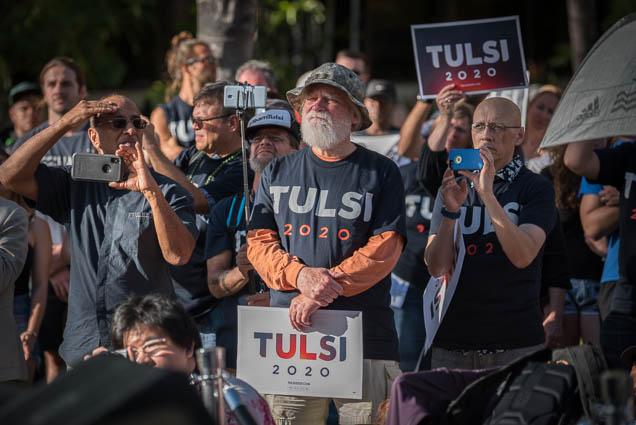 fokopoint-0250 Tulsi Gabbard Announces Presidential Run