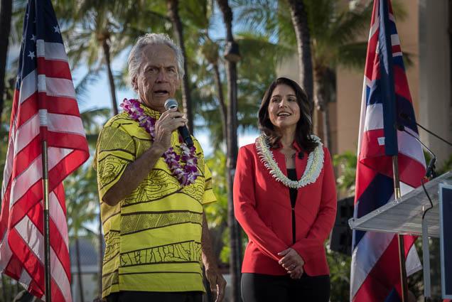 fokopoint-0283 Tulsi Gabbard Announces Presidential Run