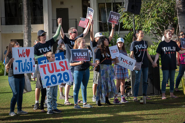 fokopoint-0293 Tulsi Gabbard Announces Presidential Run