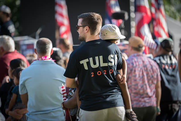 fokopoint-0305 Tulsi Gabbard Announces Presidential Run