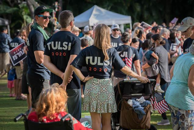 fokopoint-0306 Tulsi Gabbard Announces Presidential Run