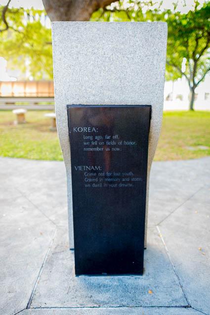 korean-war-memorial-honolulu-hawaii-fokopoint-8883 Korean War Memorial in Honolulu