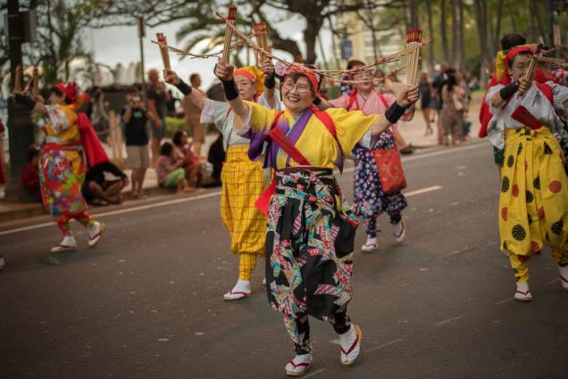 Honolulu-Festival-Parade-fokopoint-1923 Honolulu Festival Grand Parade 2019