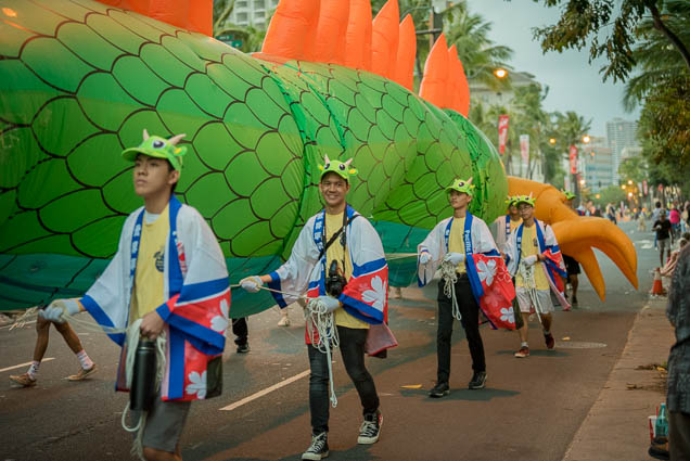 Honolulu-Festival-Parade-fokopoint-1950 Honolulu Festival Grand Parade 2019