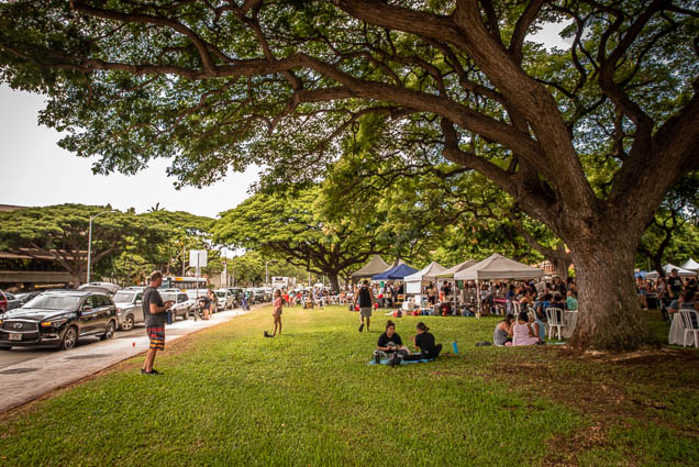 frank-fasi-civic-grounds-vegfest-oahu-fokopoint VegFest Oahu 2019