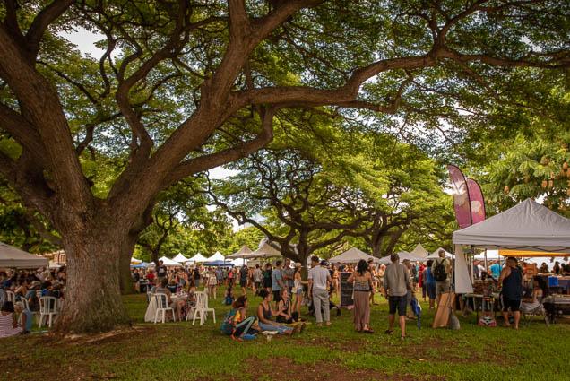 lawn-vegfest-oahu-fokopoint VegFest Oahu 2019