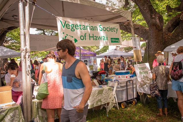 vegan-society-hawaii-vegfest-oahu-fokopoint VegFest Oahu 2019