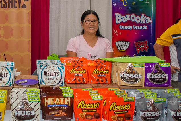 bazooka-candy-brands-fokopoint-1153 Food and New Product Show at the Blaisdell