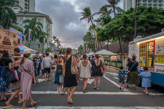 bobs-ice-cream-truck-hawaii-fokopoint-1278 Waikiki Bazaar Festival